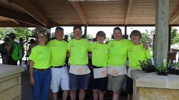 Native Sun Team at Landscape Revival