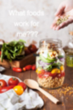 online food diary analysis service from registered Nutritional Therapist