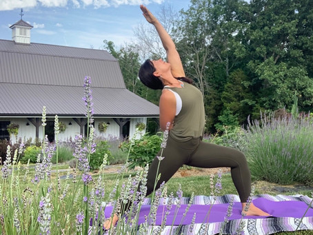 Gain A New Perspective With Outdoor Yoga