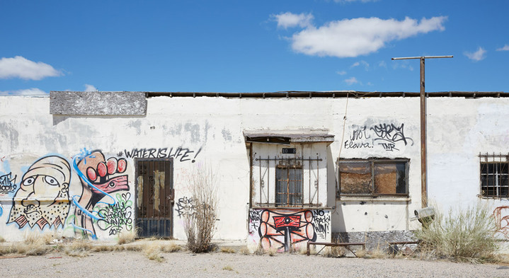 Abandoned  New Mexico