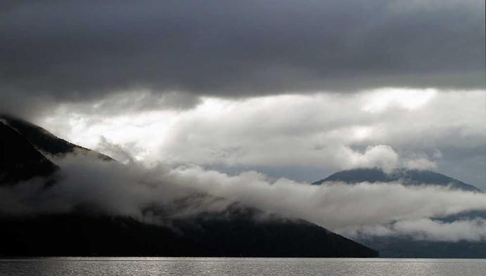 Misty Mornings  Great Bear Rainforest