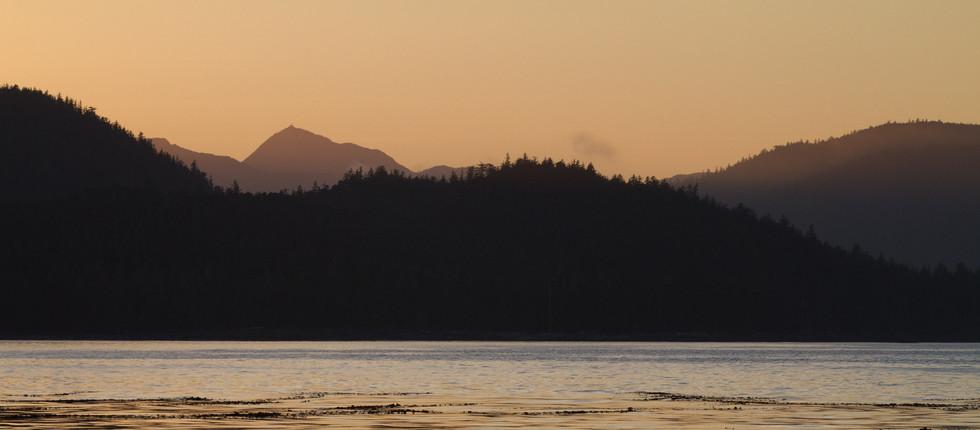 Layers of Light  Haida Gwaii