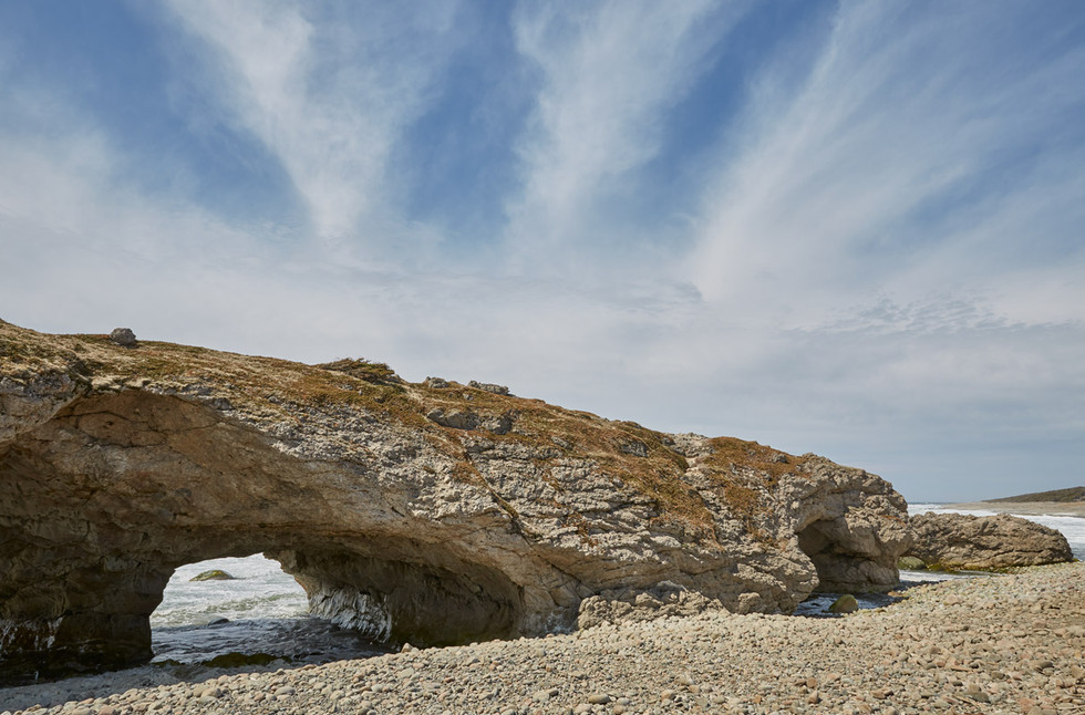 Rock Formations  Newfoundland