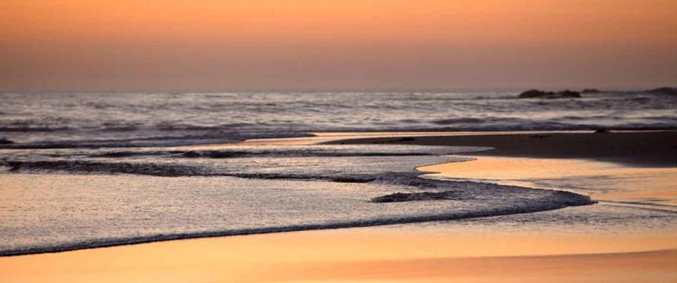Saffron Skys II  Pfeiffer Beach Big Sur