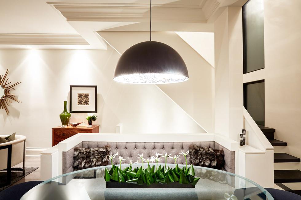 Interior Stylish Living Room