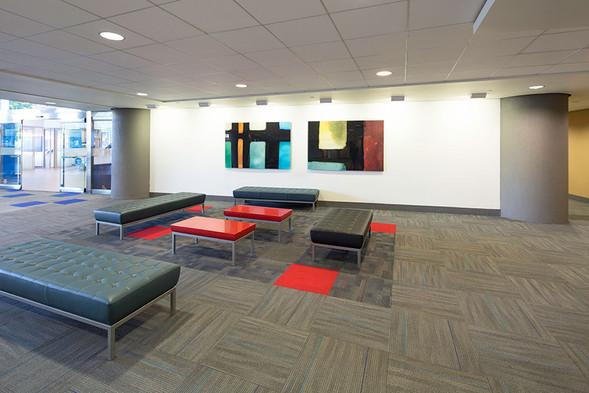Open Concept Lobby