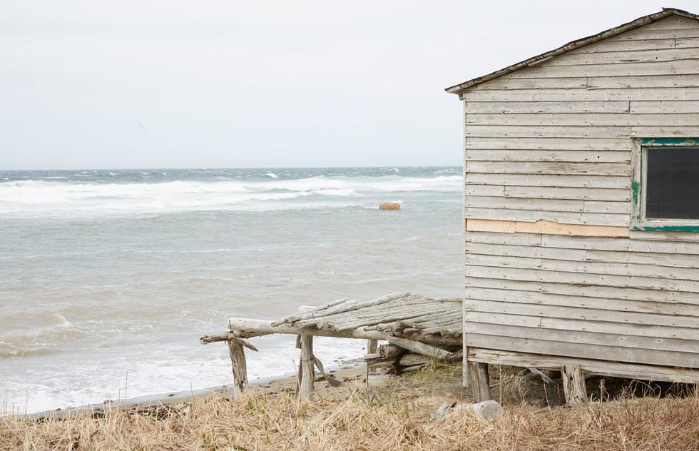 East Coast Hut