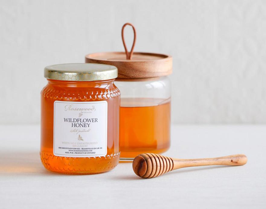 Indigo Honey layout