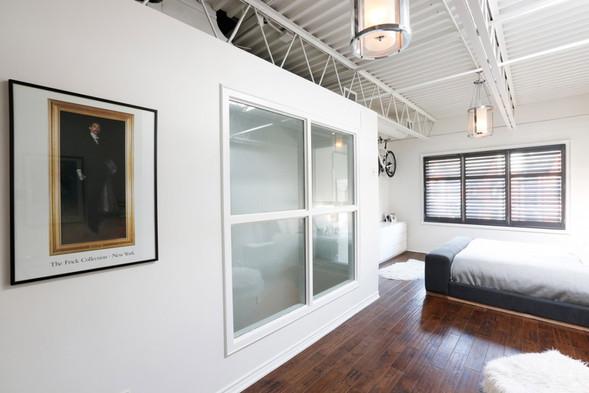 Interior Home Bedroom Loft