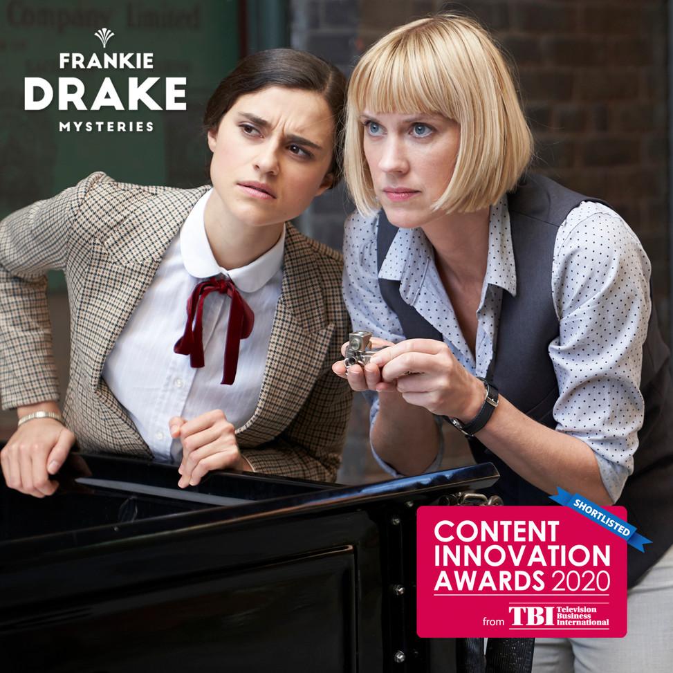 Frankie Drake
