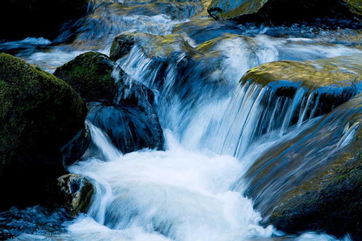 Waterfalls  Great Bear Rainforest