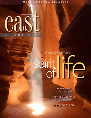 East Of The City  Spirit of Life