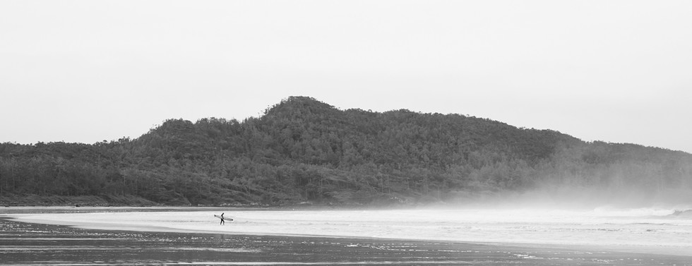 Surfing Dreams  Uclulet British Columbia