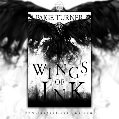 Commercial cover mock up wings of ink.jp