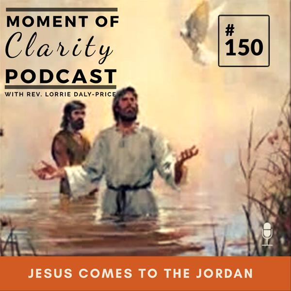 Jesus Comes to the Jordan