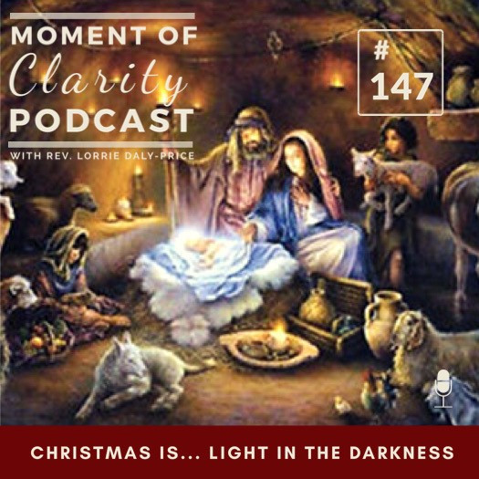 Christmas is... Light in the Darkness