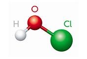HOCL Molecule.png
