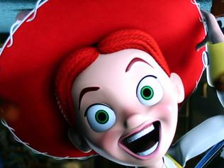 Uma brasileira na Pixar