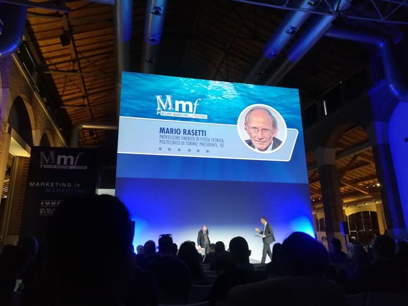 Mario Rasetti-MMF2019