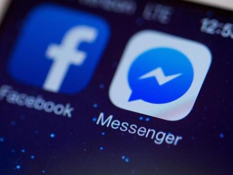 Facebook Messanger: usare con cautela
