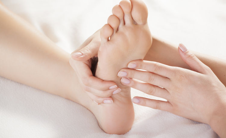 Massage Plantaire