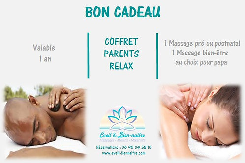 Coffret Parents Relax