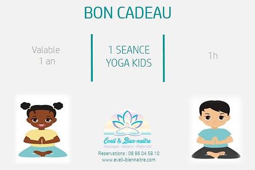 Séance Yoga Kids