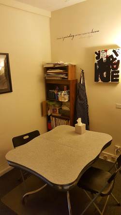 Mindscapes art therapy room pic #1