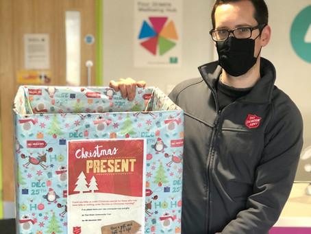 Children's Christmas Present Appeal