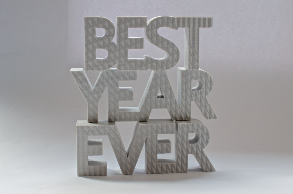 Best Year Ever statuetka