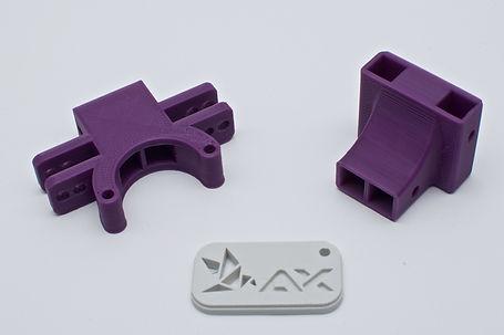 Automotive druk 3D