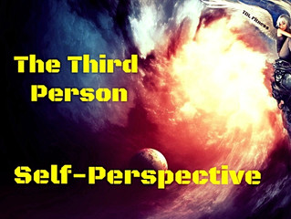 The Third Person Self-Perspective