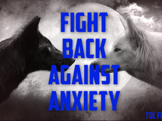 Fight Back Against Anxiety