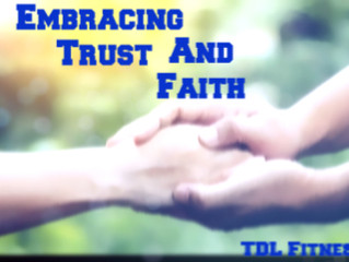 Embracing Trust And Faith