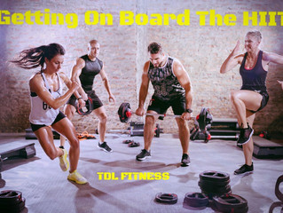 Getting On Board The HIIT