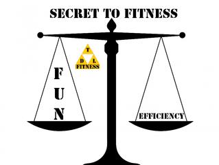 Explaining The Fun-Efficiency Balance