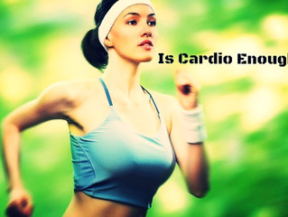 Is Cardio Enough?