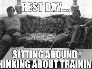 Rest Days; Useful Recovery Or Guilty Pleasure?