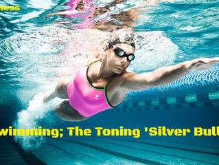 Swimming; The Toning 'Silver Bullet'