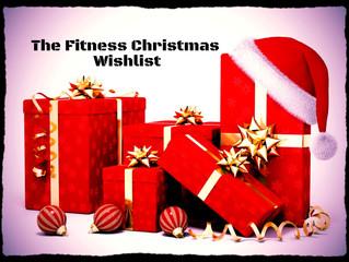 The Fitness Christmas Wishlist