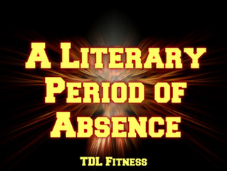 A Literary Period of Absence