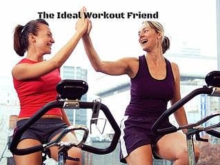 The Ideal Workout Friend