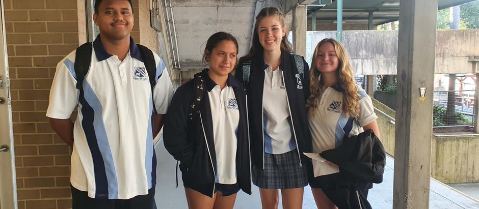New School Captains!