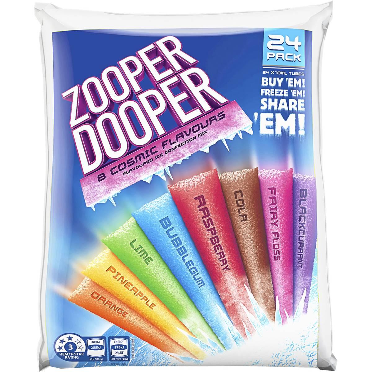 Zooper Doopers are 20 VIVOs