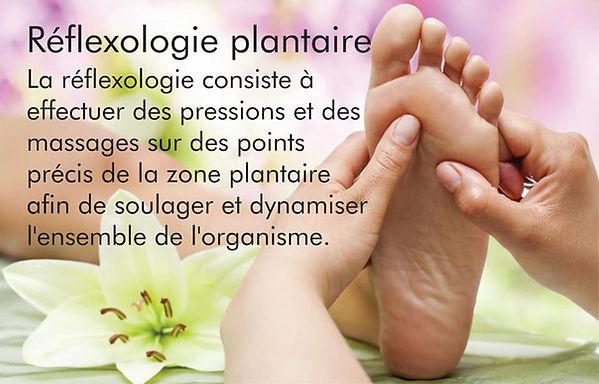 Reflexologie Loir et Cher