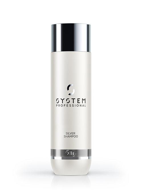 System professional {EXTRA} Silver Shampoo 250ml