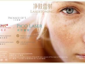 LaserToning Package of 5