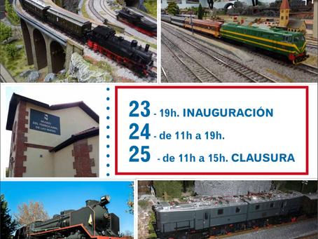 ¡Primer encuentro de modelismo ferroviario modular en Las Matas!