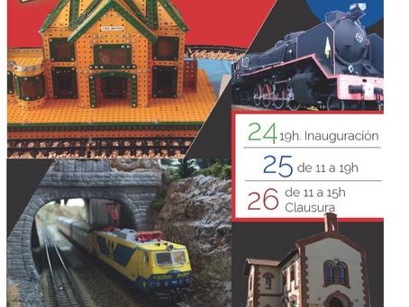 II Encuentro de modelismo ferroviario de Las Matas