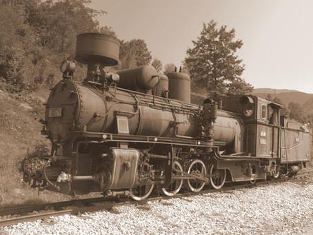 Ponencia sobre la evolución de las máquinas de vapor a cargo de José Manuel Del Río
